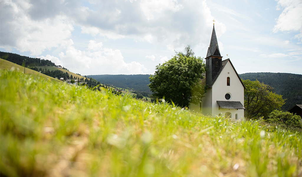 Kirche in Vöran