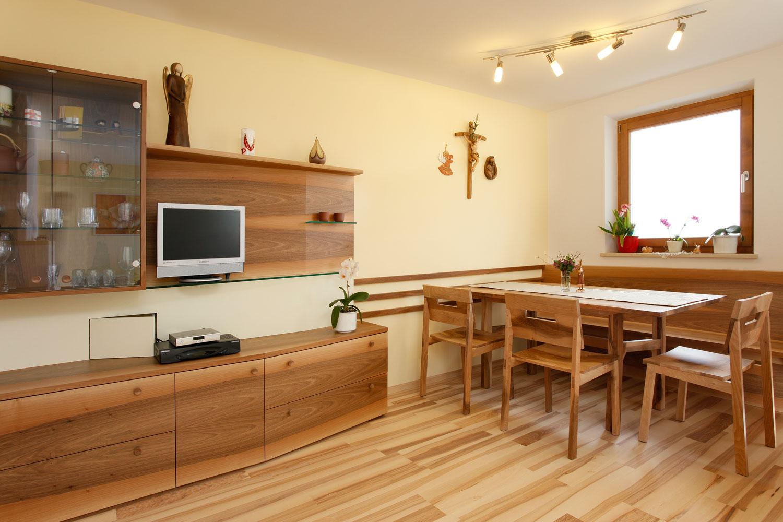 Wohnzimmer Privathaus